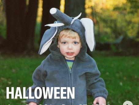 Tricks for an Easy Halloween Slideshow