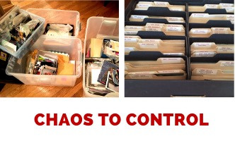 Printed Photos: Chaos to Control