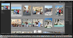 Organizing in Lightroom, Organized Photo