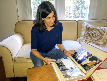 Downsizing Solutions: From a Room Full of Photo Albums to a Palm Size Hard Drive