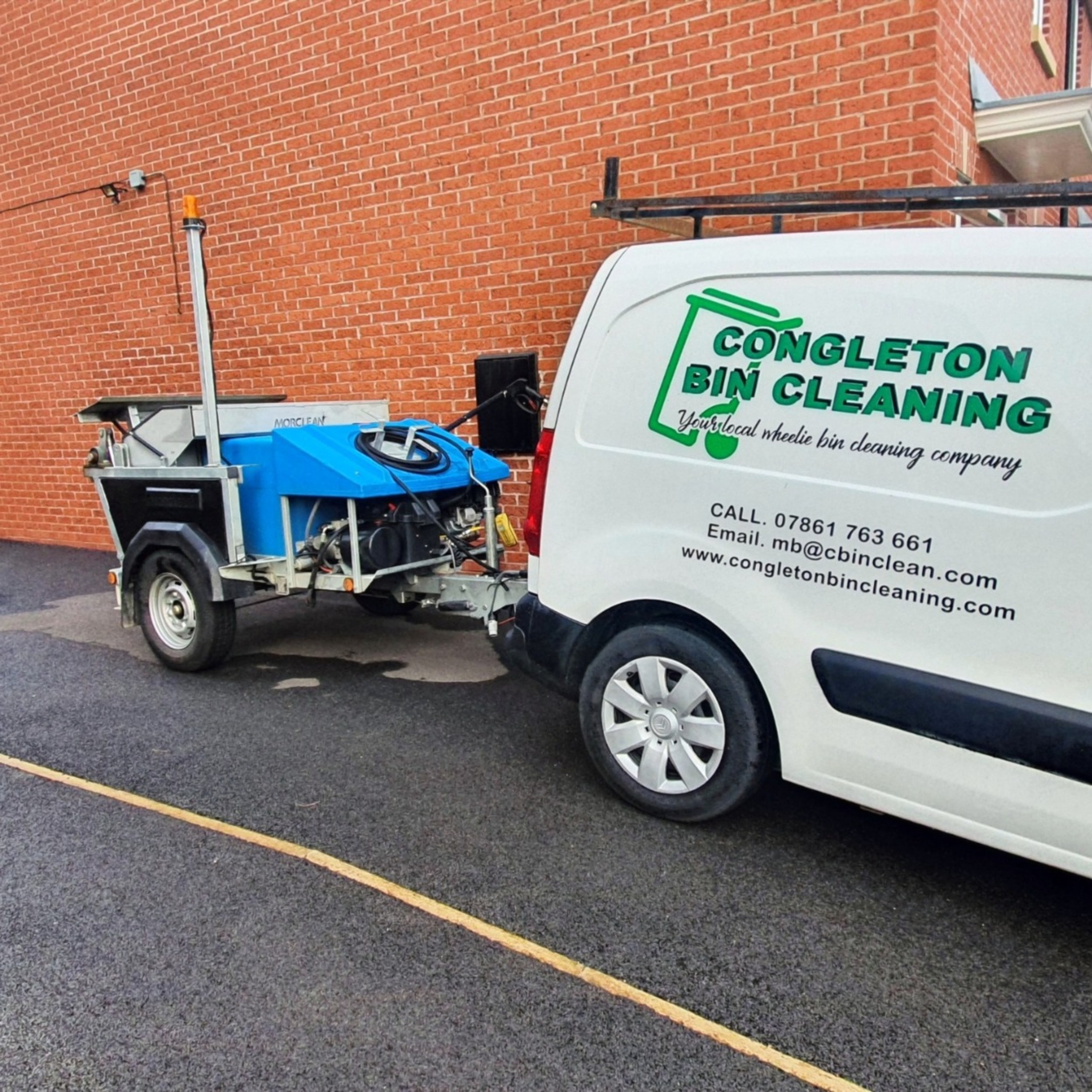 Mobile jet washer cleaning please call