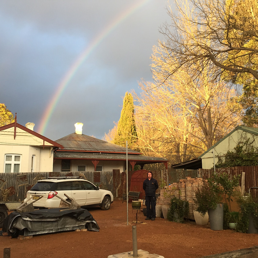 Permaculture Master Class workshop