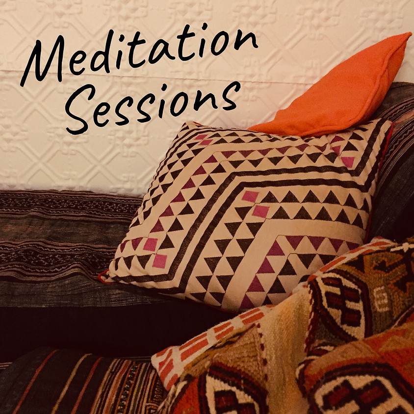 Meditation Group facilitated by Jo Cresswell