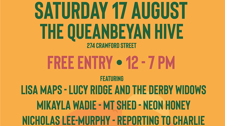 Free Live Music Buzz Day