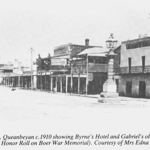 Monaro Street 1910.jpg