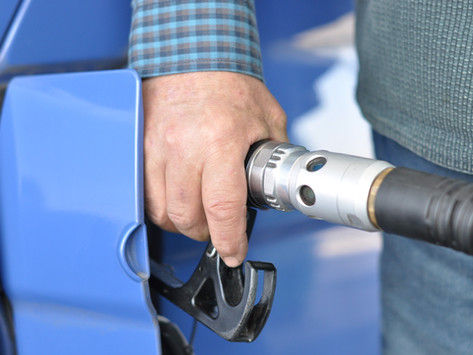 Gas prices can rise due to winter storms