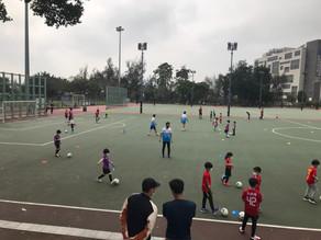 2020-2021年度九龍城區青少年足球隊U8 第二堂甄選