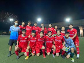 賽馬會青少年足球聯賽 九龍城區體育會多支梯隊陸續開戰