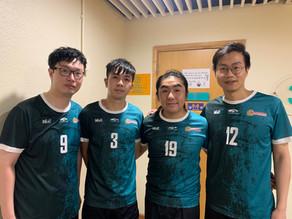 2021香港足毽聯賽甲組 九龍城體育會A隊兩場比賽全勝