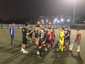 2020-2021年度九龍城區青年足球隊開始甄選 - U13 U14