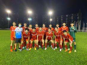 【賽馬會青少年足球聯賽 U18 A組】九龍城1:5落敗全黑足球會