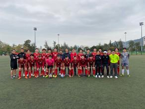 2020-2021乙組聯賽新賽季 九龍城主場一比一戰平屯門