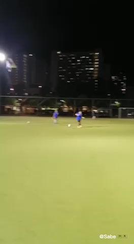 九龍城區體育會女子足球隊 - 技術性訓練進行中........