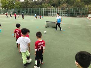 2020-2021年度九龍城區青少年足球隊U6 第二堂甄選進行中