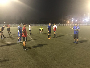 2020-2021年度九龍城區青年足球隊開始甄選 - U18