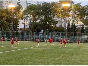 九龍城區體育會女子足球隊 - 寶翠公園 最後召集