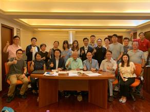 九龍城區體育會特別會員大會順利召開
