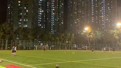 九龍城女子足球隊-第一堂甄選