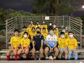 青少年足球聯賽U13C組聯賽第五場,九龍城4:2戰勝利物浦足校