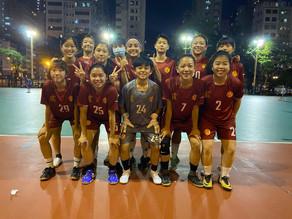 龍總銀牌七人小型足球淘汰賽 九龍城以1:0勝HYFC 順利出綫