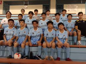 【賽馬會青少年足球聯賽 U15 C組】九龍城客場 3:0 勝 西貢