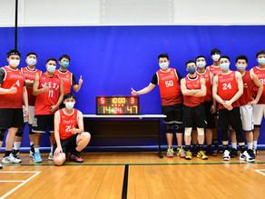 燃爆!【第16屆博驥籃球聯賽】 九龍城區體育會籃球隊再次大比分獲勝!