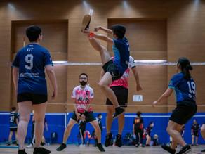 2021香港足毽聯賽 甲組九龍城體育會A隊首場1勝1負