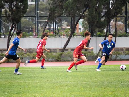 乙組聯賽 九龍城客場挑戰騰翺聖約瑟 1:1戰平
