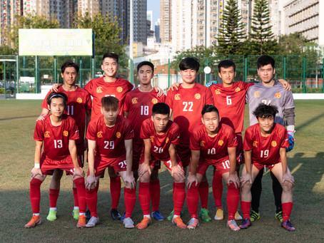 乙組聯賽 九龍城客場 2:3 不敵葵青