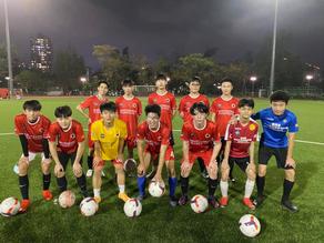 【賽馬會青少年足球聯賽 U18 A組】九龍城1:2落敗元朗