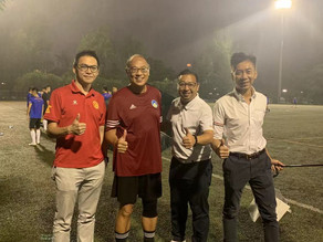 足球交流友誼賽 - 九龍城VS飛揚