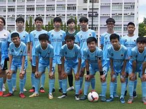 青少年足球聯賽U15C組聯賽第三場 九龍城2比1險勝黃大仙