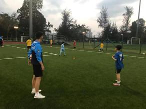 九龍城區U13 U14 年後首訓正式開始
