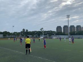2020-2021乙組聯賽新賽季揭幕戰 九龍城三比二勝浩運 首場告捷