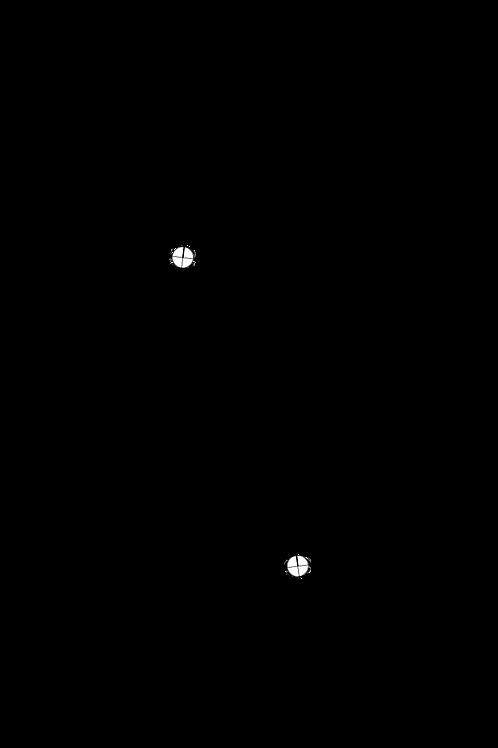 Cartridge Arc Protractor for Pioneer PA-5000 tonearm