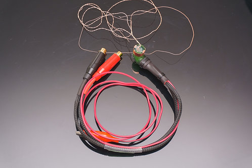 REGA RB REWIRE KIT extra low capacitance cable, full Litz wiring, female RCA