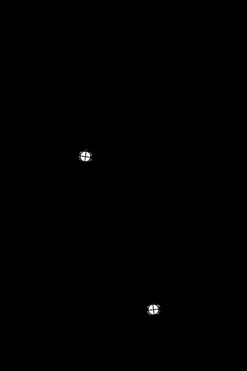 Cartridge Arc Protractor for Gold Note B-5.1 B7 Ceramic Mediterraneo Giglio