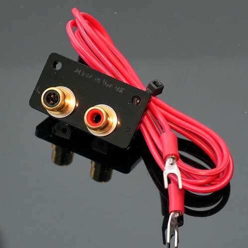 SME 3009 3012 short can tonearms RCA PHONO socket CONVERTER