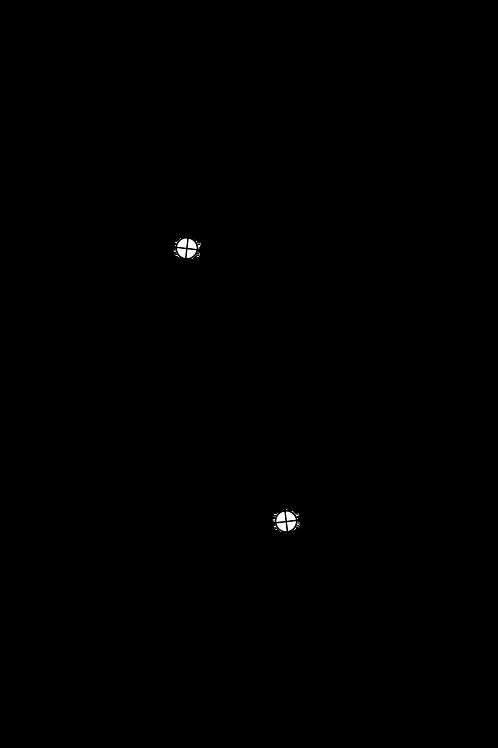 Cartridge Arc Protractor for Stax SA-227 UA-3N UA-7 UA-7N UA-7CNF UA-9N tonearms