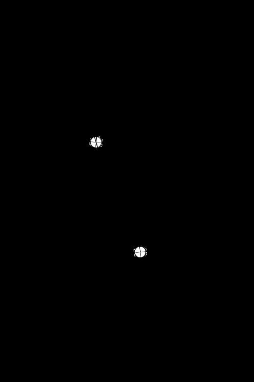 Cartridge Arc Protractor for JVC QL-A2 A5/A51/F4/F61/A200/A220/F300/F320/Y33F