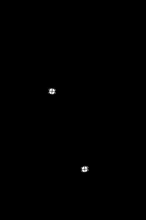 Cartridge Arc Protractor for Roksan Artemiz Tabriz Nima Pug Radius 5/5.2/7