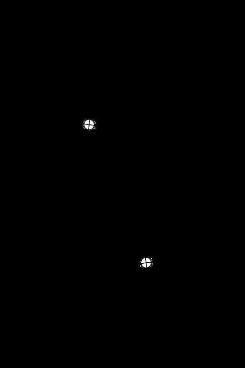 Cartridge Arc Protractor for Sansui SR-1050/2050/2080/3060/3080/4060/5080