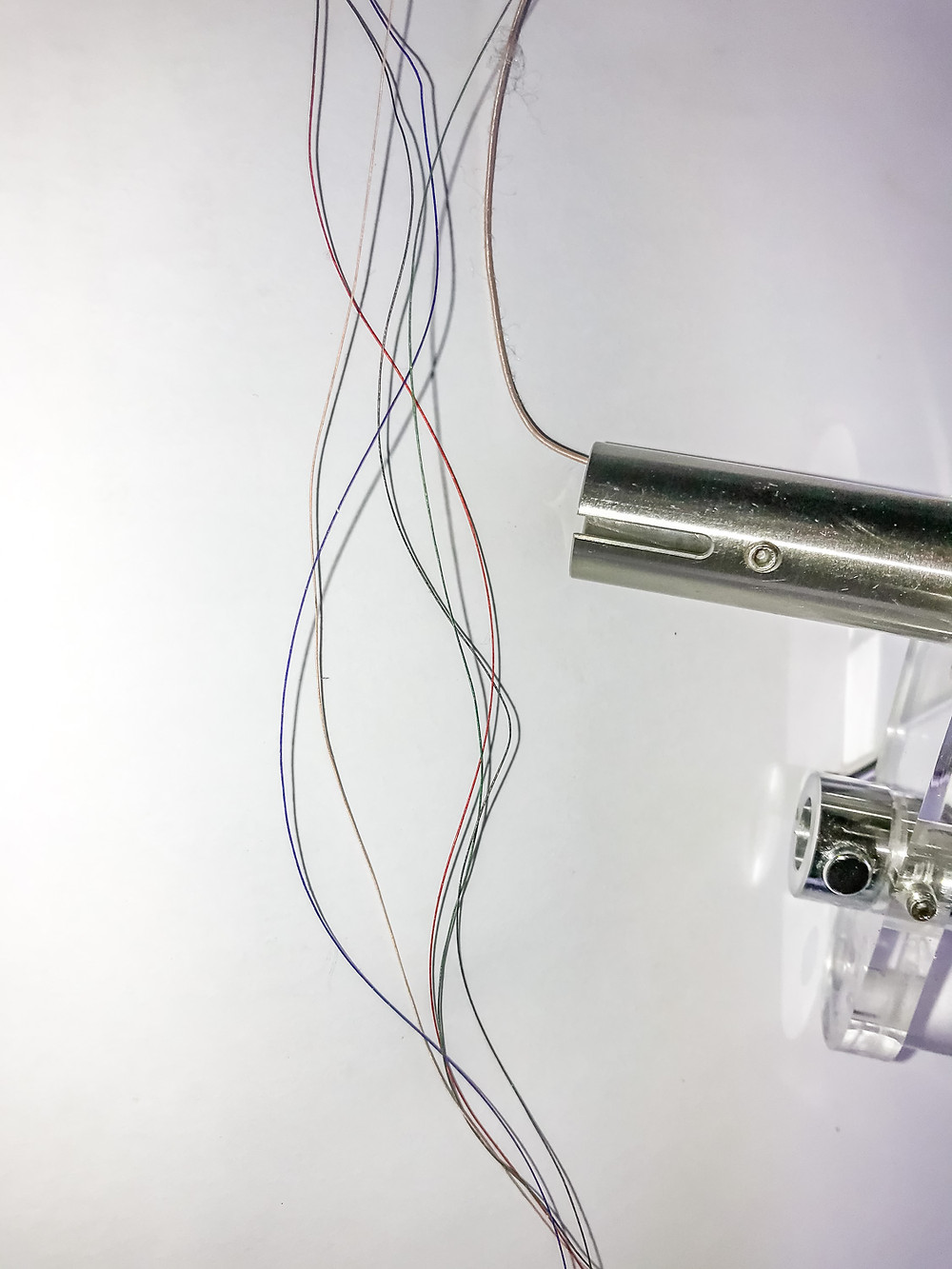 The Litz wires