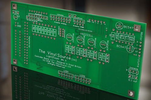 'Loch Eite Geeky+' kit - PCB set + components