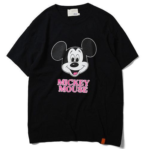 Mickey Tony Tee 21SM-008 BLACK