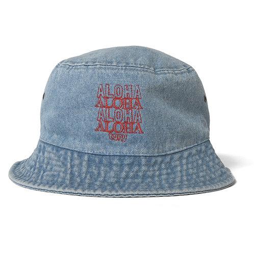Aloha Hat 21SM-015 LT.INDIGO