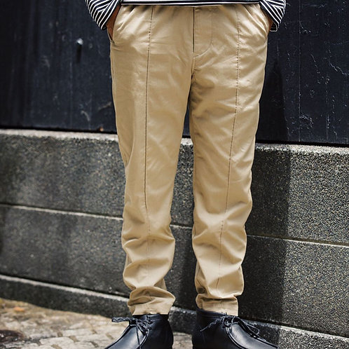 Beverly dyeing pants 20FW-002 Beige