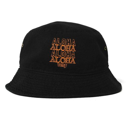 Aloha Hat 21SM-015 BLACK