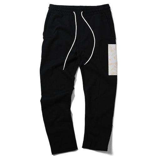 Narrow Rail Softie Pants 21SM-004 BLACK
