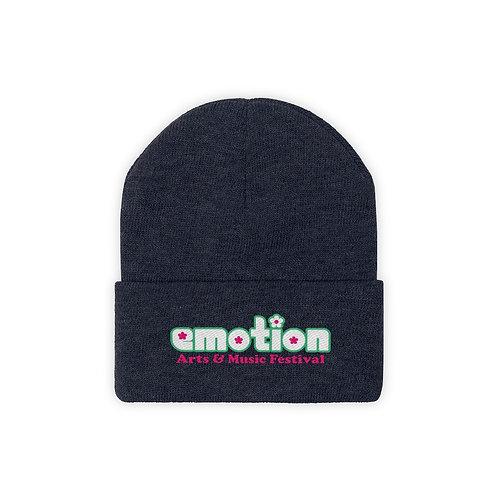 Emotion Knit Beanie Toque